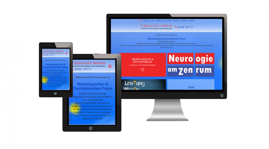 Webdesign und Konzeption